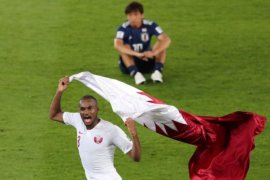 Juara Piala Asia, Qatar makin percaya diri ke Piala Dunia