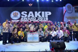 S Kalimantan, East Java win the best national SAKIP