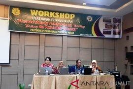 Polbangtan Medan gelar workshop persiapan perkuliahan semester genap