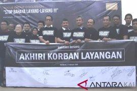 Wali Kota Pontianak ancam razia pemain layangan