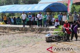 Bimtek Mekanisasi Tanam Padi di Samboja