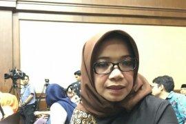 Eni Saragih terima divonis 6 tahun penjara