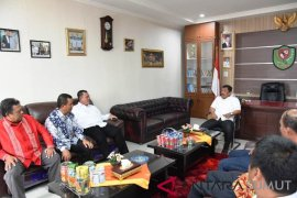 Wakil Wali Kota Gunung Sitoli berkunjung ke Tapanuli Selatan