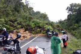 Banjir dan tanah longsor landa Kabupaten Melawi