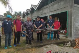 Polres Bangka dukung kegiatan fogging HPN