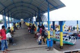 Dishub Ternate bangun portal elektronik di pelabuhan Semut
