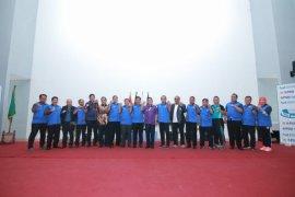 Plt Bupati hadiri pengukuhan pengurus PSSI Bekasi