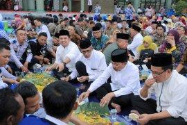 Tabur Bunga, Tangerang Bersedekah, Ngeliwet Bareng
