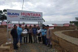 Korban tsunami mendapatkan pelatihan TDB dari PMI