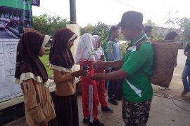 FKH Banjarmasin edukasi pelajar Batola soal lingkungan