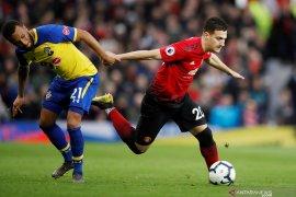 AC Milan merampungkan peminjaman Diogo Dalot dari Manchester United