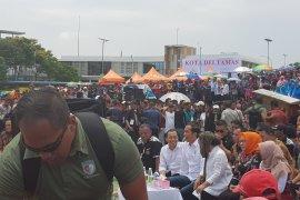 Papmiso nobatkan Jokowi kepala negara peduli bakso