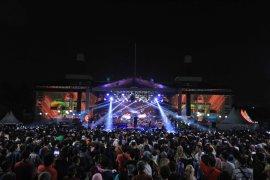Penutupan Peringatan HUT Kota Tangerang Berlangsung Meriah