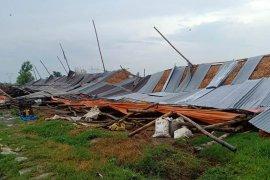 BPBD Bojonegoro Waspadai Angin Kencang Sampai April
