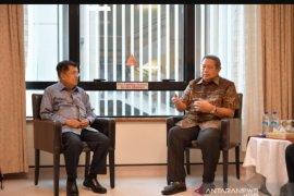 Wapres Jusuf Kalla sampaikan doa kesembuhan untuk Ani Yudhoyono