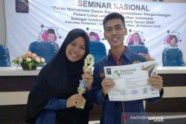 Polbangtan Medan Juara 1 lomba essay nasional