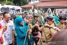 Festival Posyandu Kreatif Banyuwangi berlangsung meriah