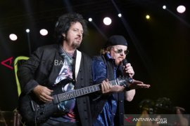 Band TOTO tutup pertunjukan istimewa Java Jazz 2019