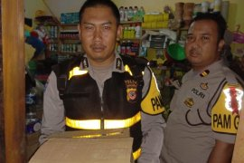 Polisi Sukabumi menyita ratusan minuman keras