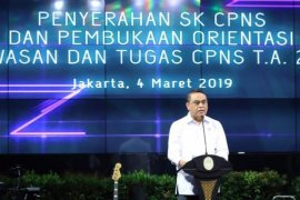 Menteri Syafruddin: ASN harus berpikir logis kritis dan inovatif