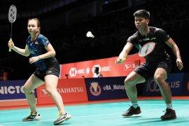 All England 2019, empat ganda campuran Indonesia saling berhadapan