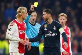 Ajax bakal manfaatkan absennya Sergio Ramos