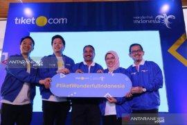 Tiket.com dukung pencapaian target 20 juta wisman ke Indonesia