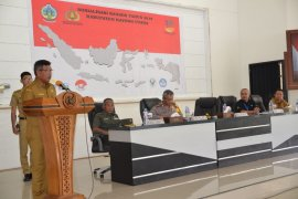 Bupati Citra ingatkan pendamping Bansos PKH