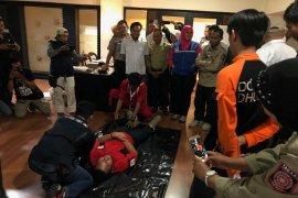 ICRC gelar pelatihan manajemen jenazah korban bencana