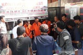 Satreskrim Polres Bangka berhasil tangkap pelaku curanmor