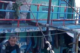 Danlanal Sibolga: 17 ABK KM Formosa ditemukan selamat di Nias