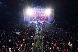 Festival Langit Musik Telkomsel Semarakkan Kota Denpasar