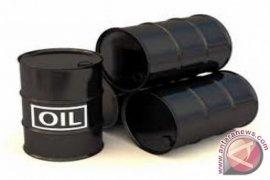 Harga minyak mentah turun tipis di perdagangan Asia