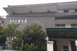 Baznas Lebak salurkan bantuan modal usaha kecil Rp105 juta
