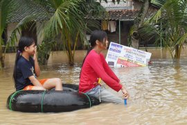 Madiun declares emergency status due to flooding