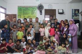 Polresta Denpasar kunjungi Panti Asuhan Tunas Bangsa