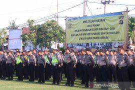 Polresta Denpasar kerahkan 1.002 personel amankan pawai ogoh-ogoh