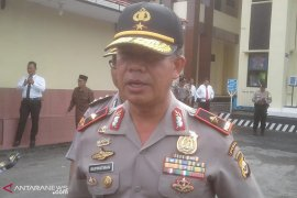 Kapolda Bengkulu naik pangkat jadi bintang dua