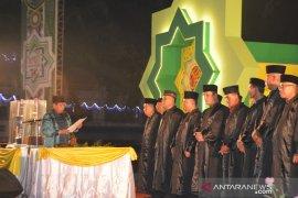 Wakil Bupati Zainuddin secara resmi buka MTQ ke-52 Deliserdang
