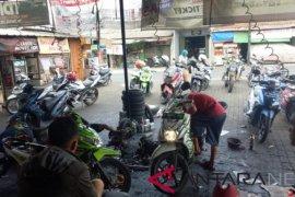 Pemkot Medan gelar pelatihan service sepeda motor
