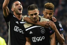 Hancurkan Madrid 4-1, Dusan Tadic terinspirasi oleh Zidane