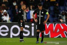 PSG tersisih, Thiago Silva memohon maaf kepada fans