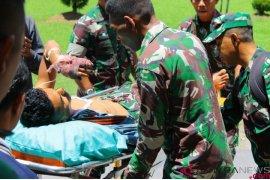Kontak tembak di Mugi, tiga anggota TNI dilaporkan tewas