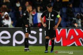 Tersisih, Thiago Silva memohon maaf kepada fans PSG