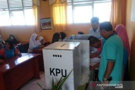 KPU Belitung sosialisasikan pemilu kepada siswa SLB