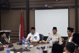 Prabowo minta Persis jaga netralitas