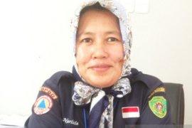 BNPB Beri BPBD Penajam Peralatan Penanganan Karhutla