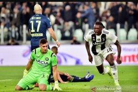 Juventus sukses gasak Udinese 4-1 meski istirahatkan Ronaldo