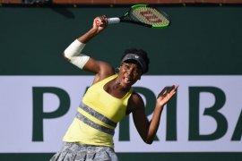 Venus Williams lalui babak pertama Nature Valley dengan permainan cepat
