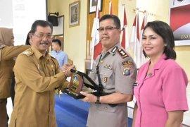 Wakil Wali Kota hadiri sertijab Wakapolres Tebing Tinggi